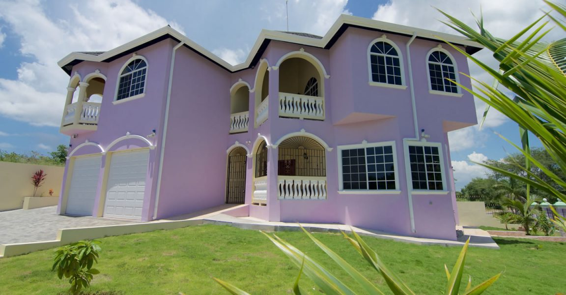 5 bedroom home for sale in negril estates jamaica 7th for Property homes for sale