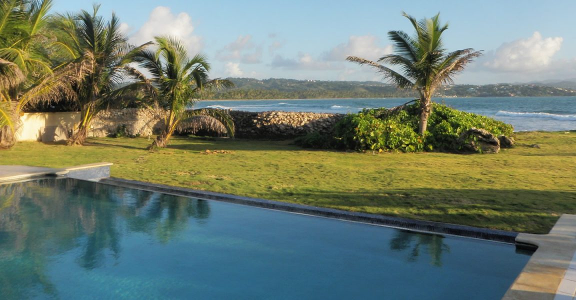 4 Bedroom Waterfront Villa For Sale Tobago Plantations
