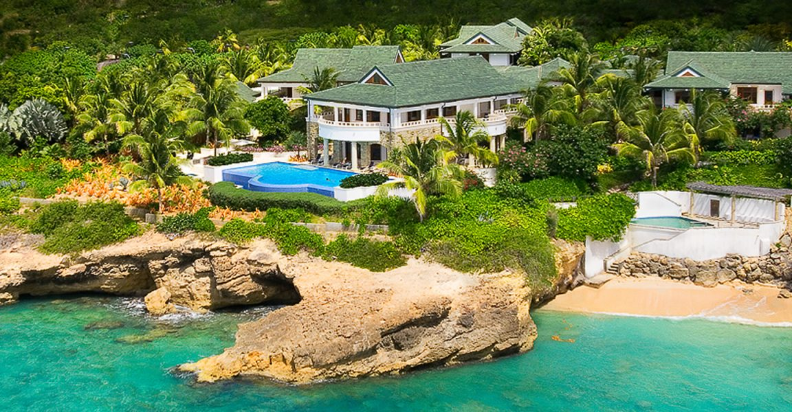 7 Bedroom Ultra Luxury Beach House For Barnes Bay Anguilla 7th Heaven Properties