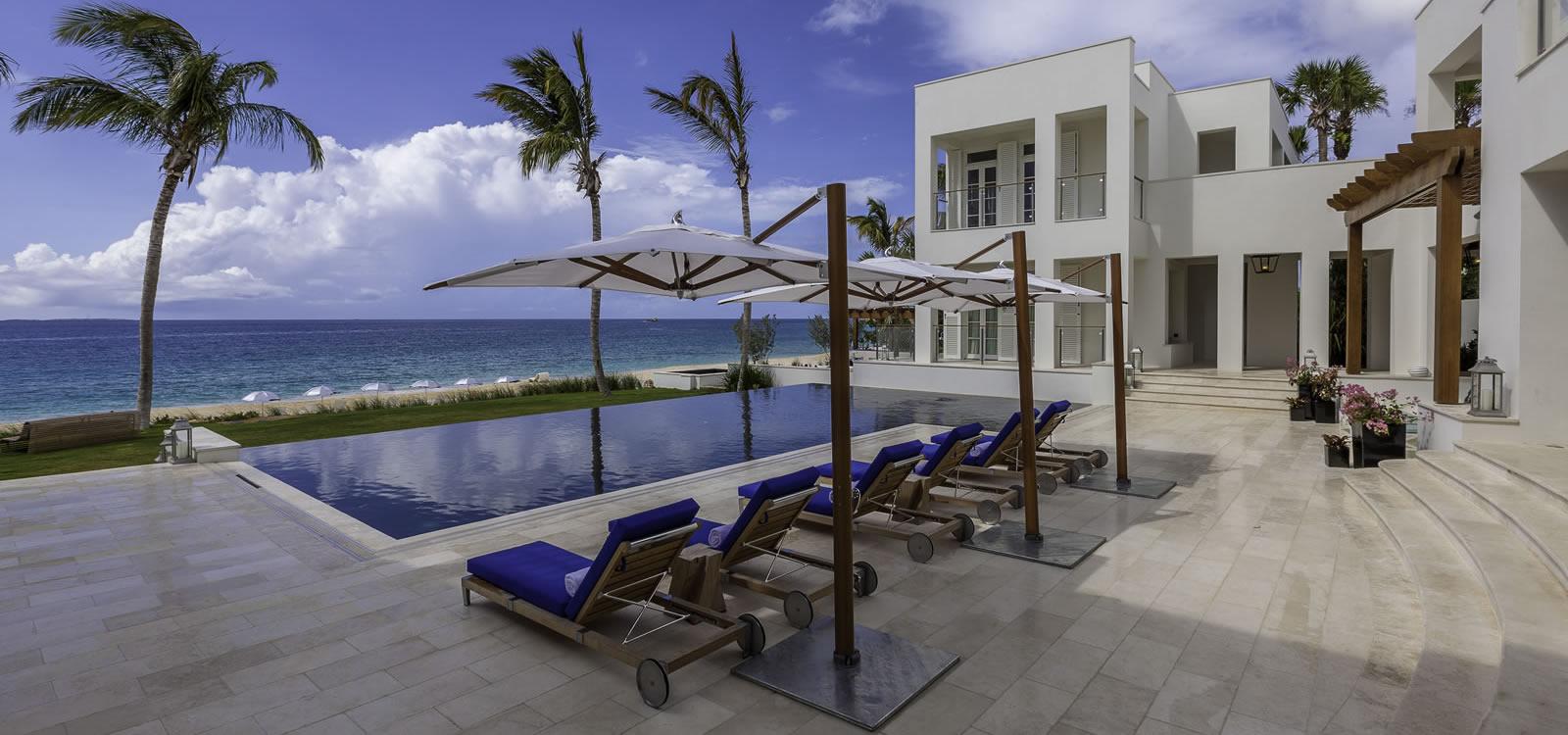 Anguilla Barnes Bay Ultra Luxury Beachfront Villa For Sale