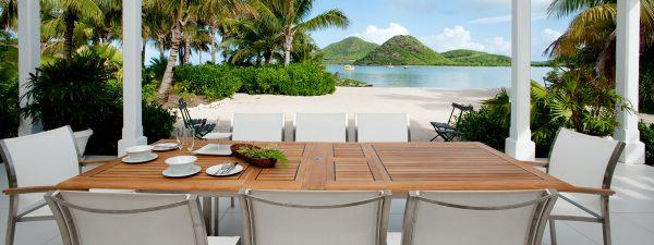 Antigua, Jolly Harbour - Luxury Beachfront Home for Sale