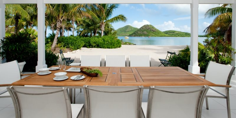 Antigua, Jolly Harbour - Luxury Beachfront Home for Sale