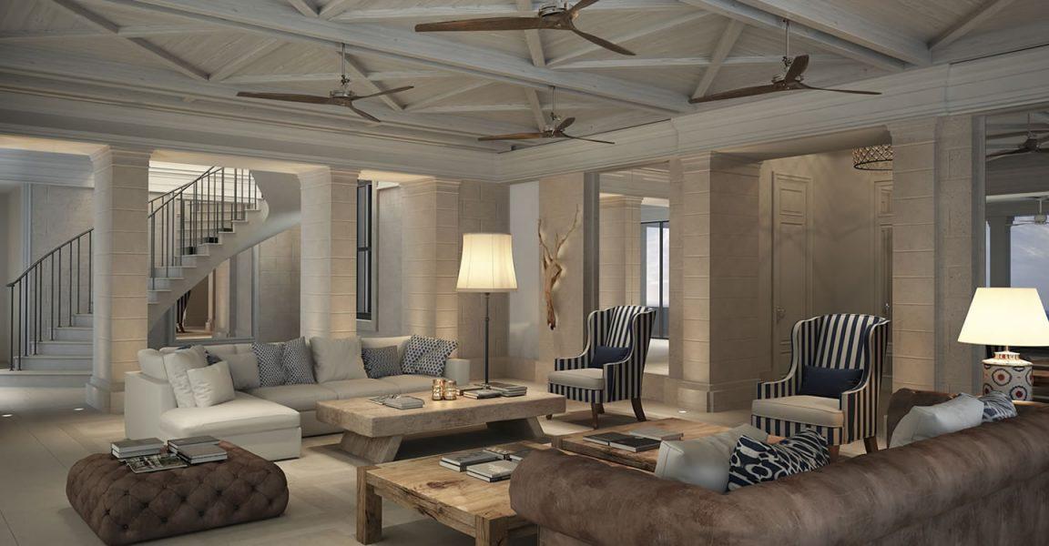 5 Bedroom Ultra Luxury Beachfront Residence For Sale St
