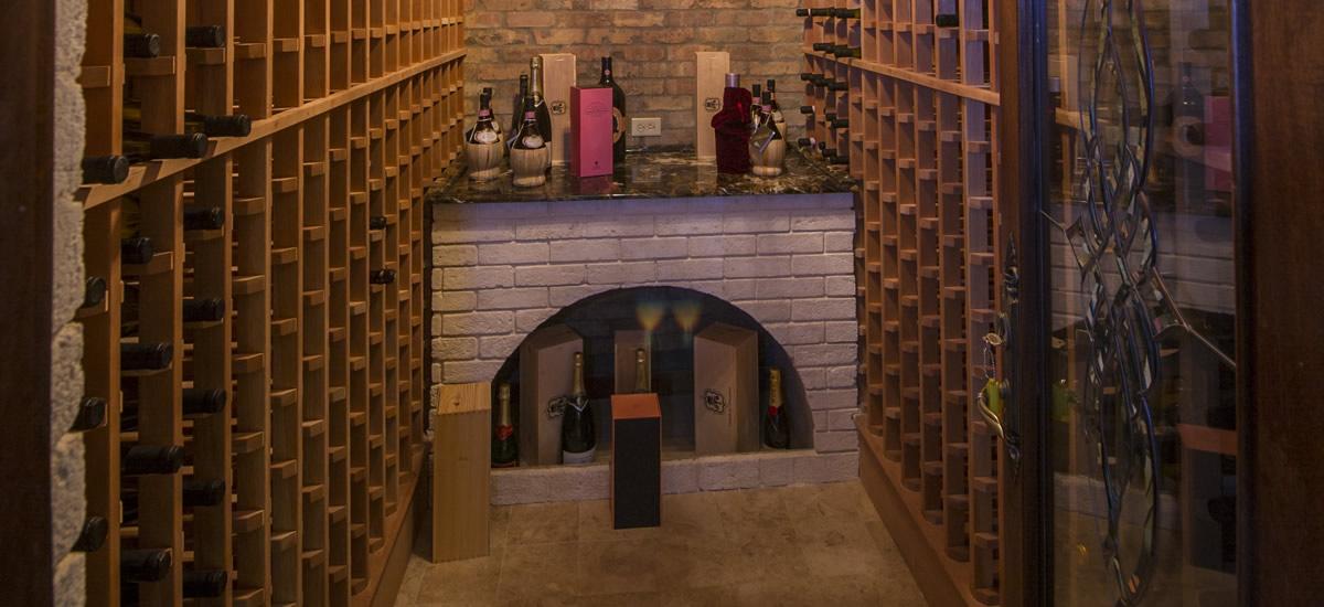 Barbados - St James, Westmoreland - Luxury home for sale - wine room