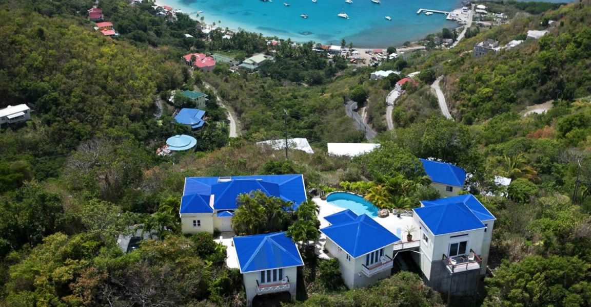 4 Bedroom Property For Sale Brewers Bay Tortola Bvi