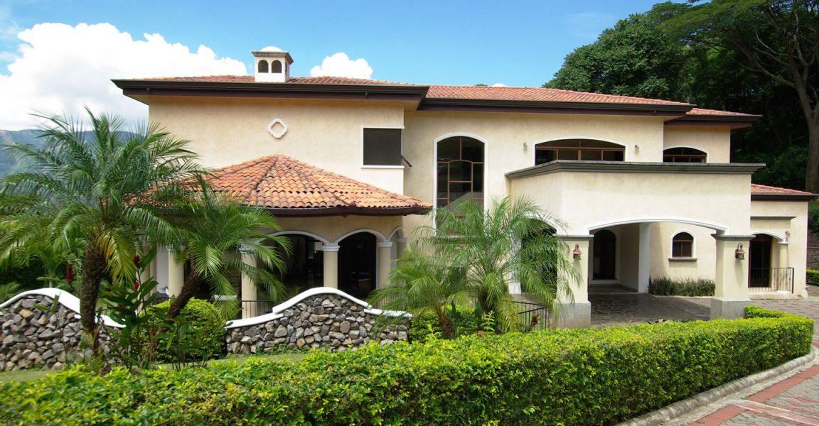 5 bedroom mediterranean home for sale villa real santa for Mediterranean homes for sale