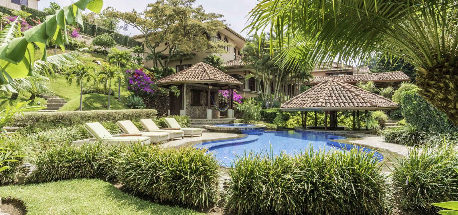 5 bedroom luxury villa for sale villa real santa ana for Costa rica luxury villa