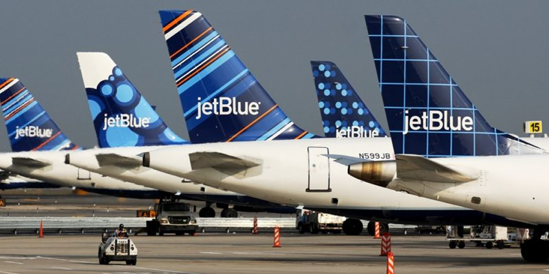 JetBlue - one of the fastest growing airlines in the Caribbean