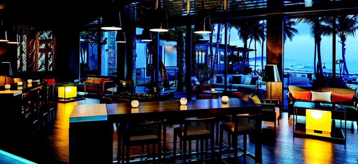 Mi Casa restaurant by Jose Andres at Dorado Beach, Puerto Rico