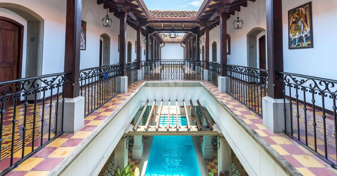 Historical boutique hotel for sale granada nicaragua for Best boutique hotels granada