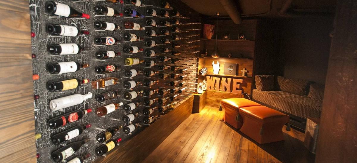 St Barts, St Jean - Luxury villa for sale - wine grotto