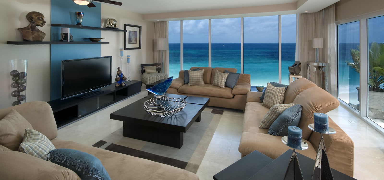 3 Bedroom Luxury Penthouse Apartment For Sale Christ