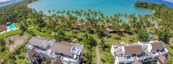 Dominican Republic - Affordable beachfront apartments for sale on Playa Bonita in Las Terrenas