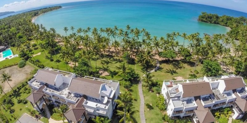 Dominican Republic - Affordable beachfront apartments for sale on Playa Bonita in Las Terrenas