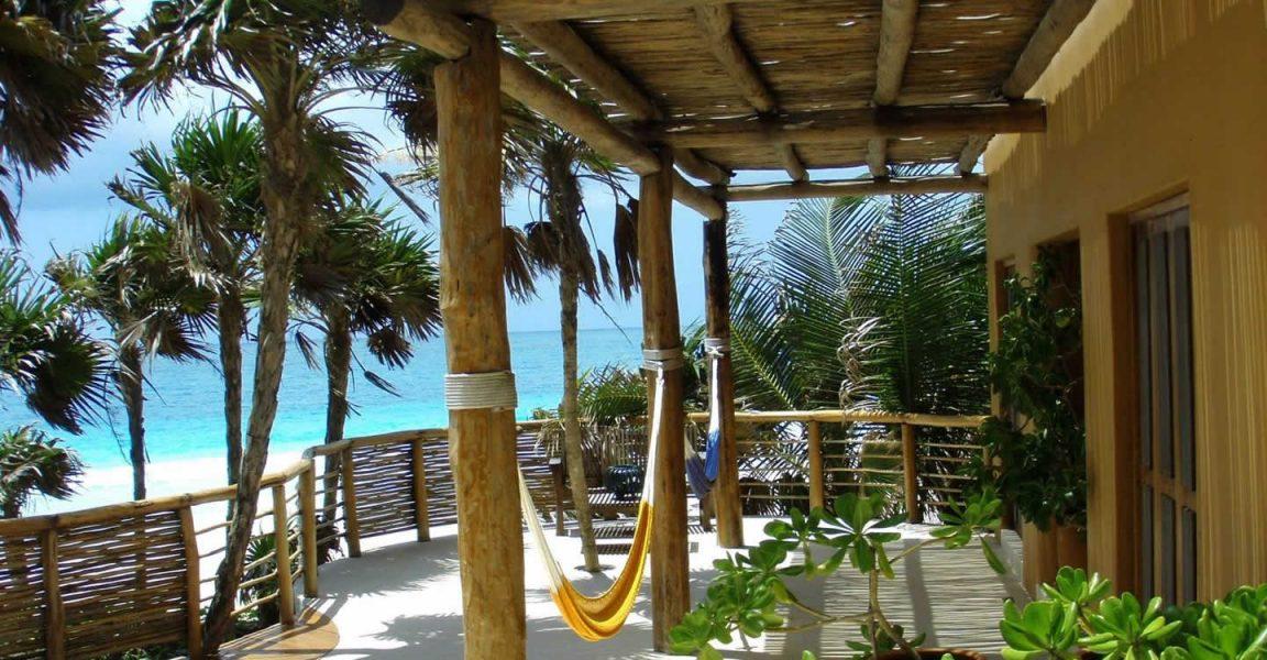 4 Bedroom Luxury Beachfront Home For Sale Sian Ka An Tulum