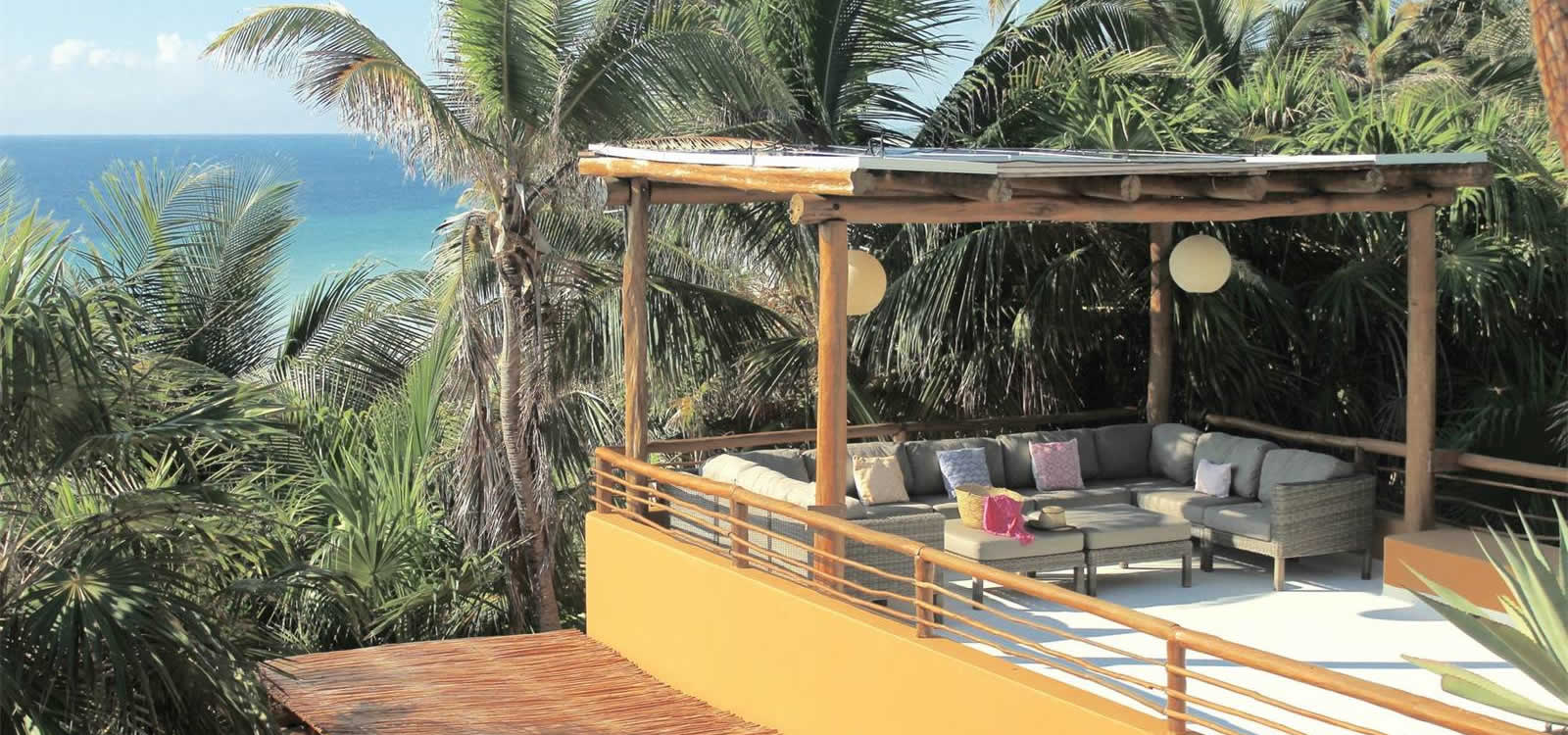 Mexico Tulum Luxury Beachfront Home For Sale 3 7th