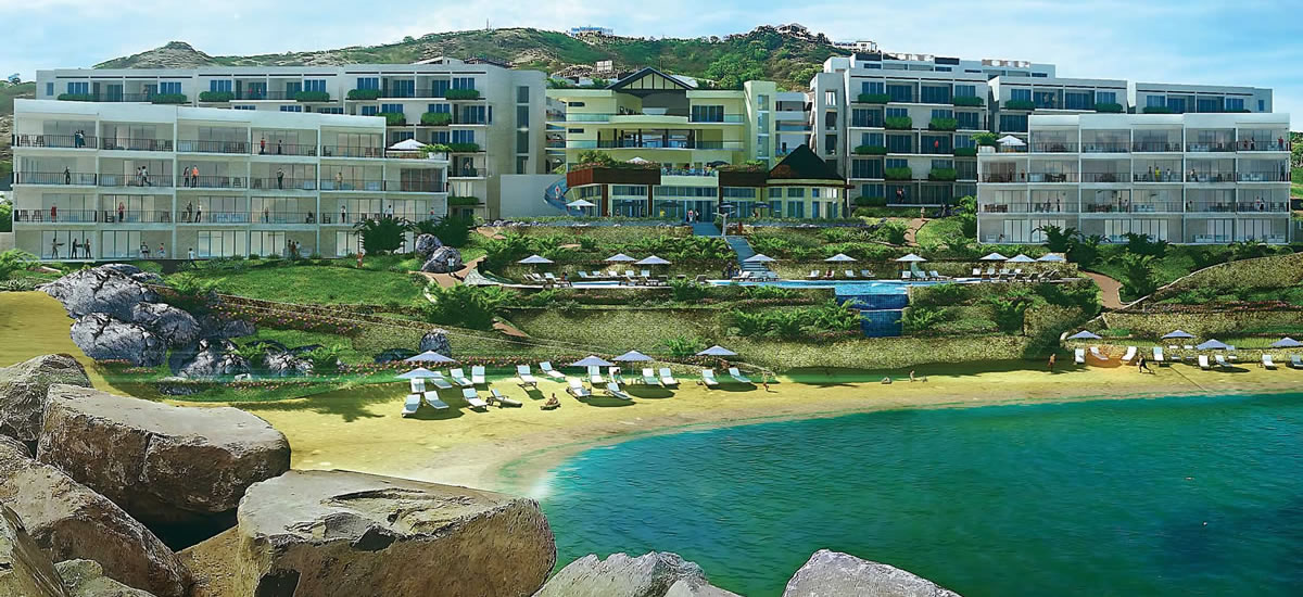 St Kitts - Affordable beachfront condos for sale in Frigate Bay