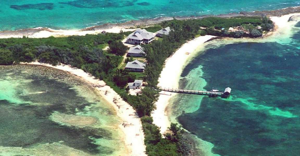 13 5 Acre Private Island Resort For Sale Abaco Bahamas