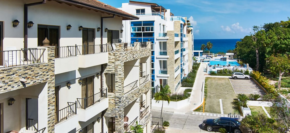 Beachfront condos for sale in Cabarete-Sosua