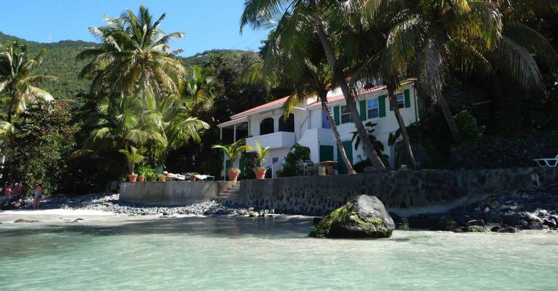 3 Bedroom Beach House For Sale Cane Garden Bay Tortola