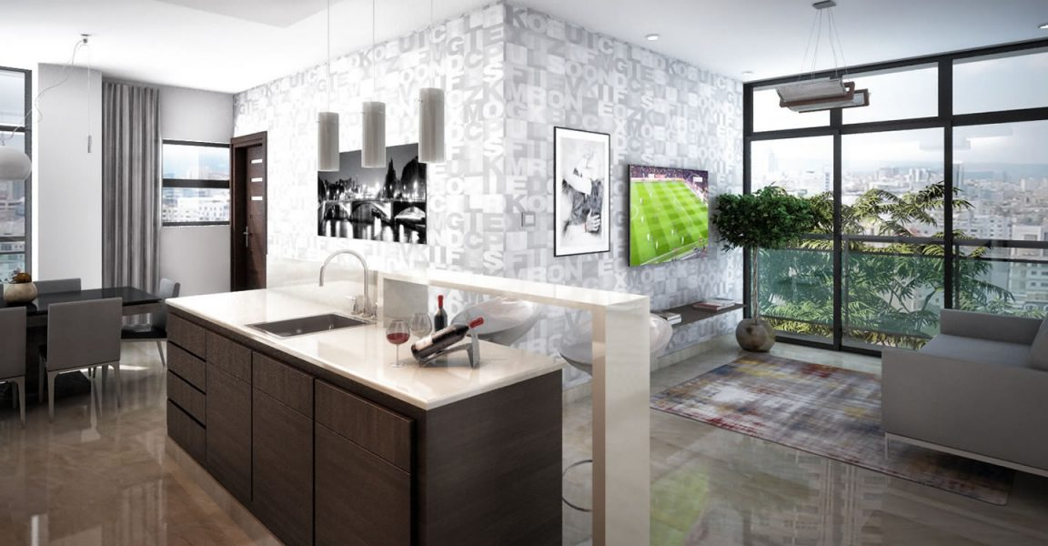 2 Bedroom Serviced Apartments for Sale in Santo Domingo ...