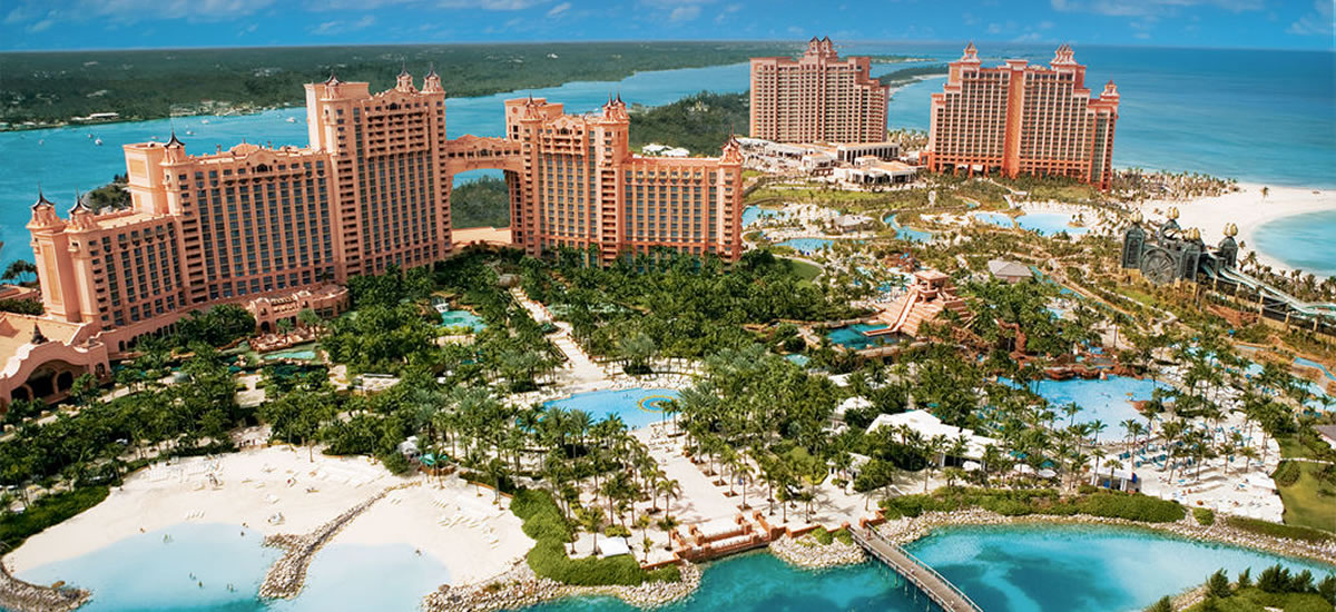 Luxury condos for sale in a family-friendly resort on Paradise Island in The Bahamas