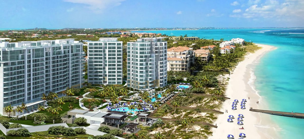 Ritz-Carlton Residences, Grace Bay, Turks & Caicos