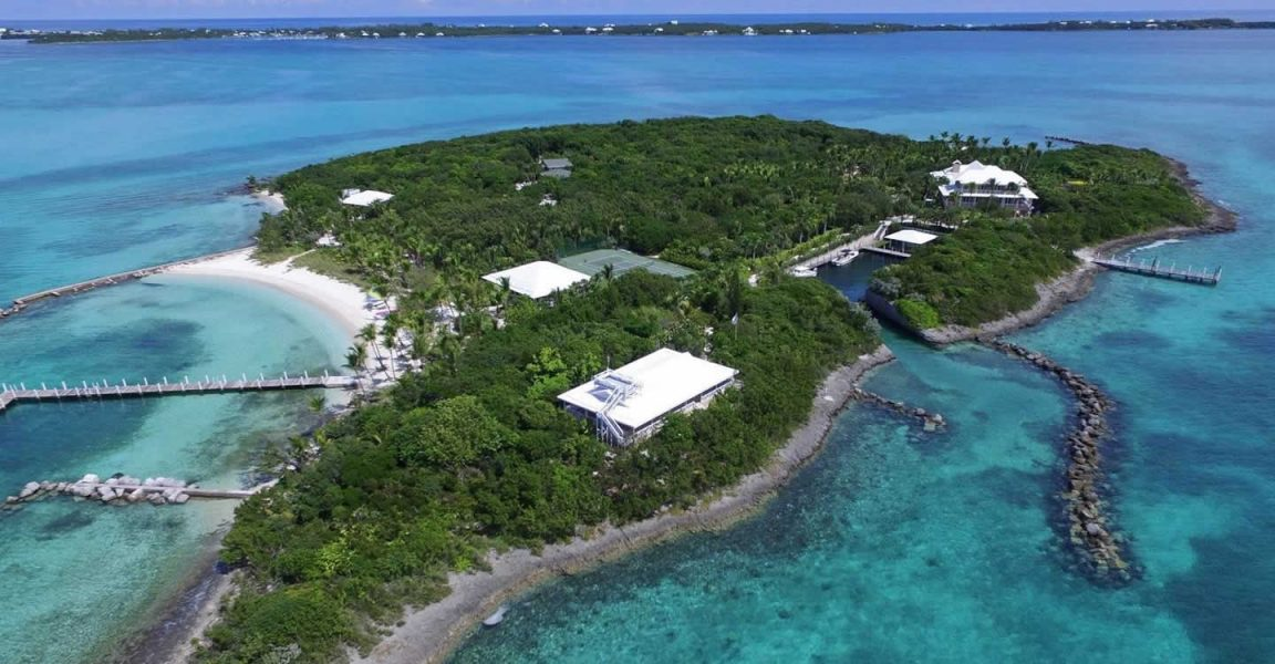 St Thomas Private Island