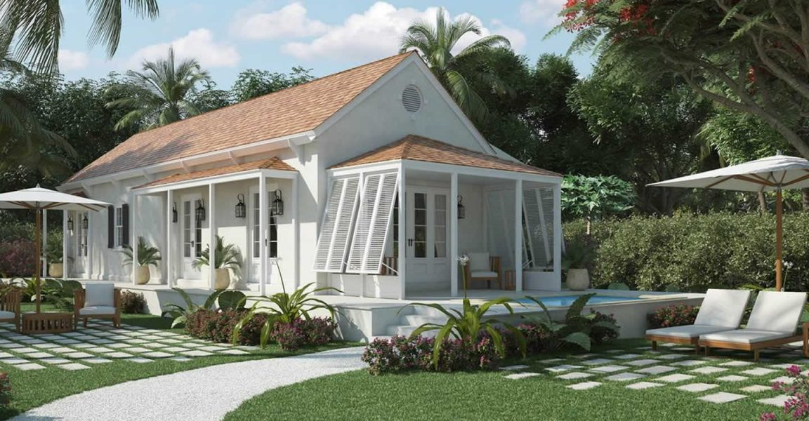 1 bedroom beachfront resort homes for sale harbour island bahamas 7th heaven properties Bahama home decor for sale