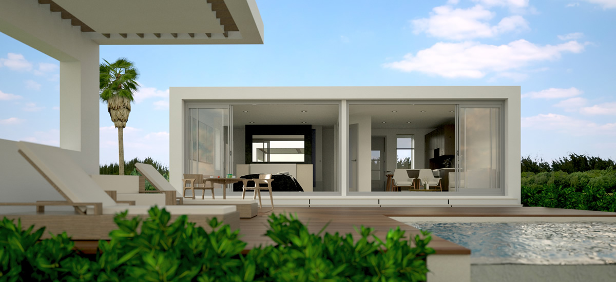 Beach Houses For In Middle Caicos Turks Islands