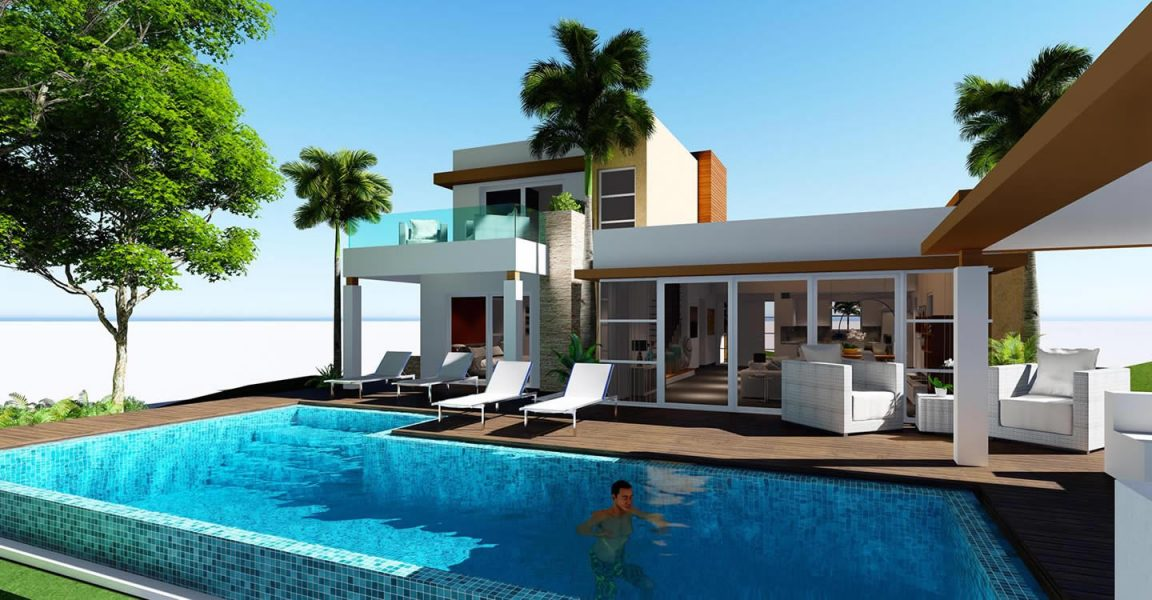 3 Bedroom Villas For In Beach Resort Bayahibe Dominican Republic 7th Heaven Properties