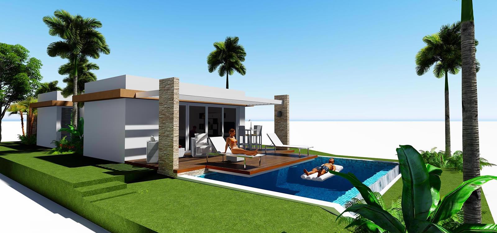 1 Bedroom Villas For In Beach Resort Bayahibe Dominican Republic 7th Heaven Properties