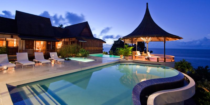 Tobago news from our caribbean real estate blog 7th for Luxury caribbean homes for sale