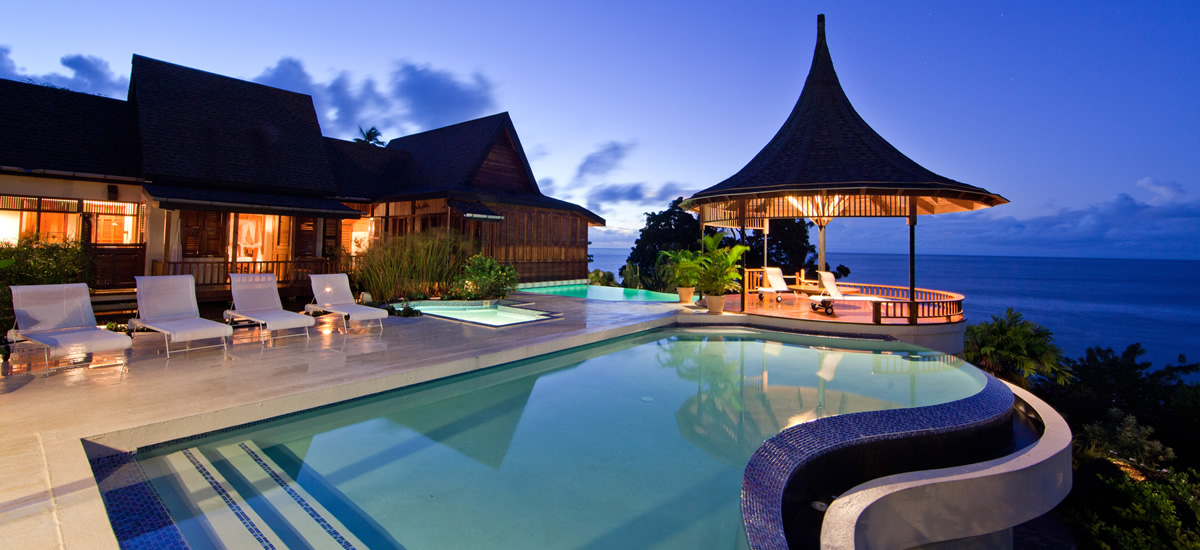 Top 7 Caribbean Real Estate Listings Of 2016 7th Heaven