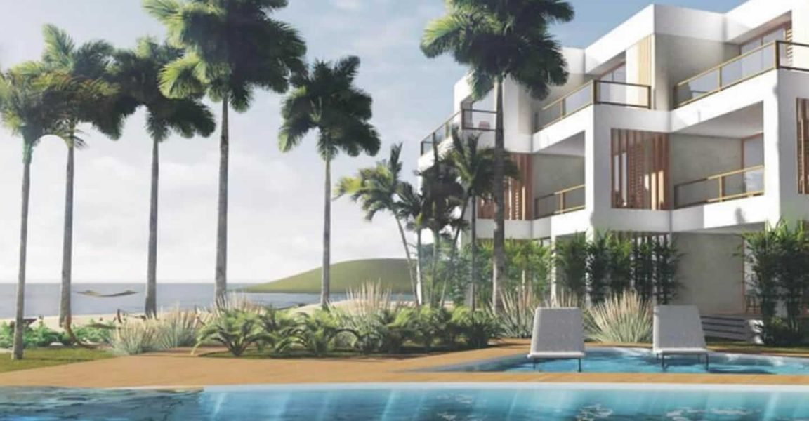 2 bedroom beachfront condos for sale hacienda iguana rivas