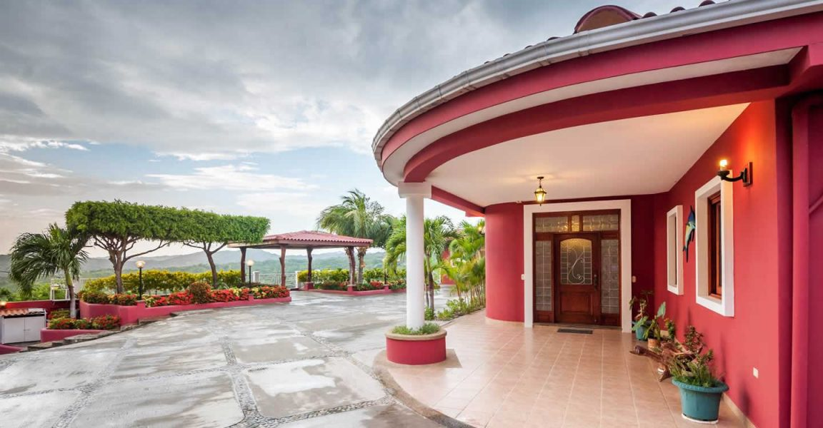 4 Bedroom Beach View Home For Sale San Juan Del Sur