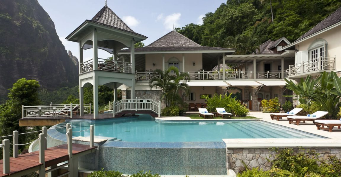 Luxury Villas For Sale St Lucia
