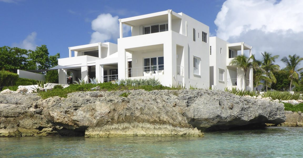 5 bedroom luxury beachfront property for sale little