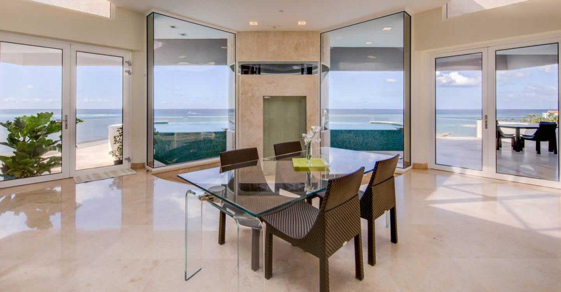 view on map 4 bedroom luxury penthouse condo for sale oranjestad aruba