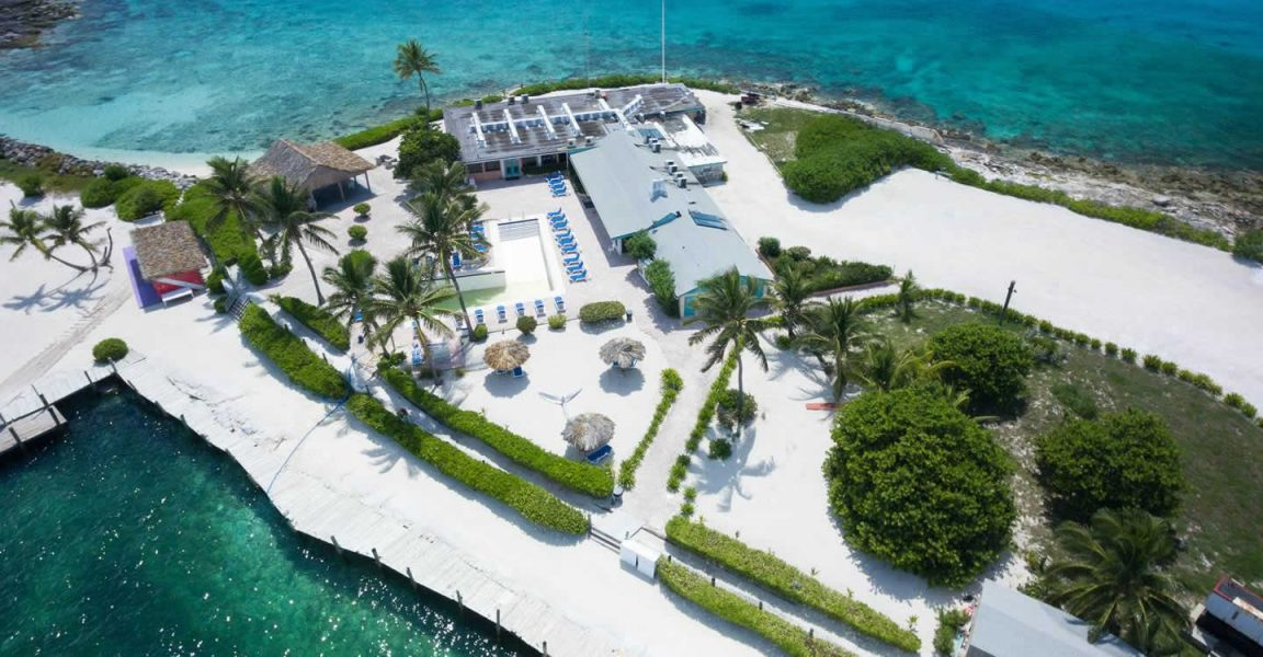 Two Bahamas Resorts For Sale, All on Cat Island