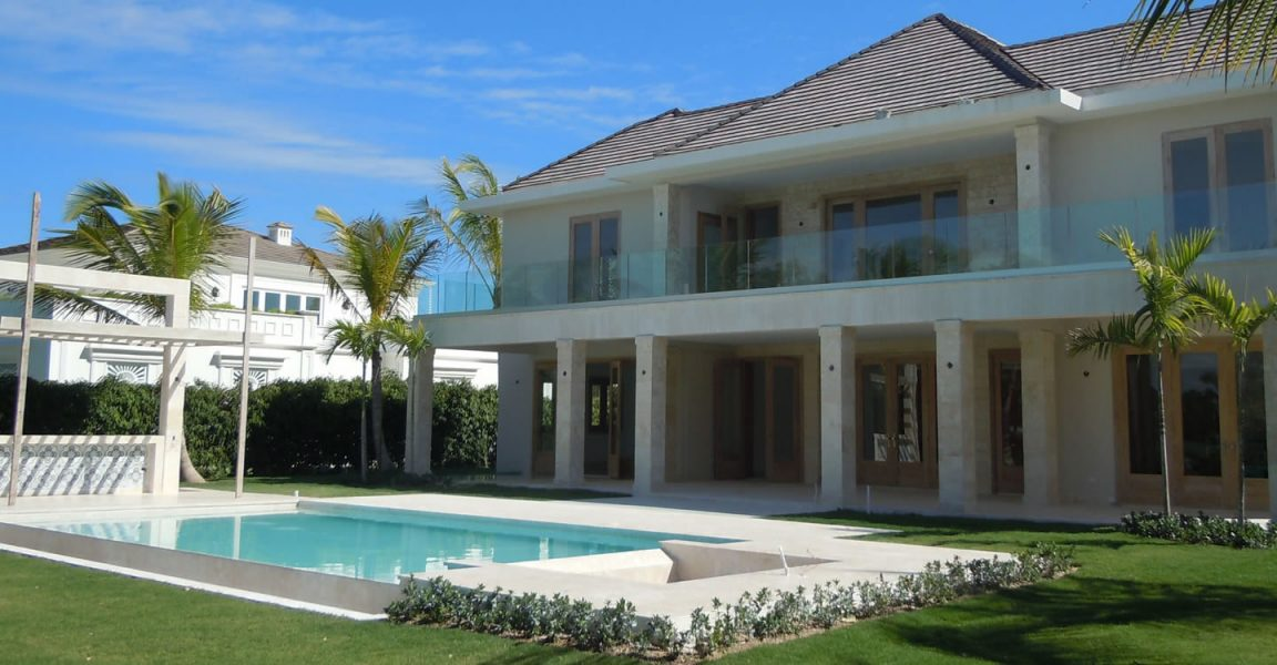 4 bedroom home for sale in punta cana dominican republic