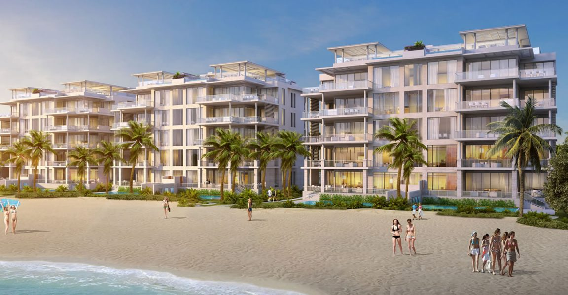 3 bedroom luxury beachfront condominium residences for for Luxury beachfront property for sale
