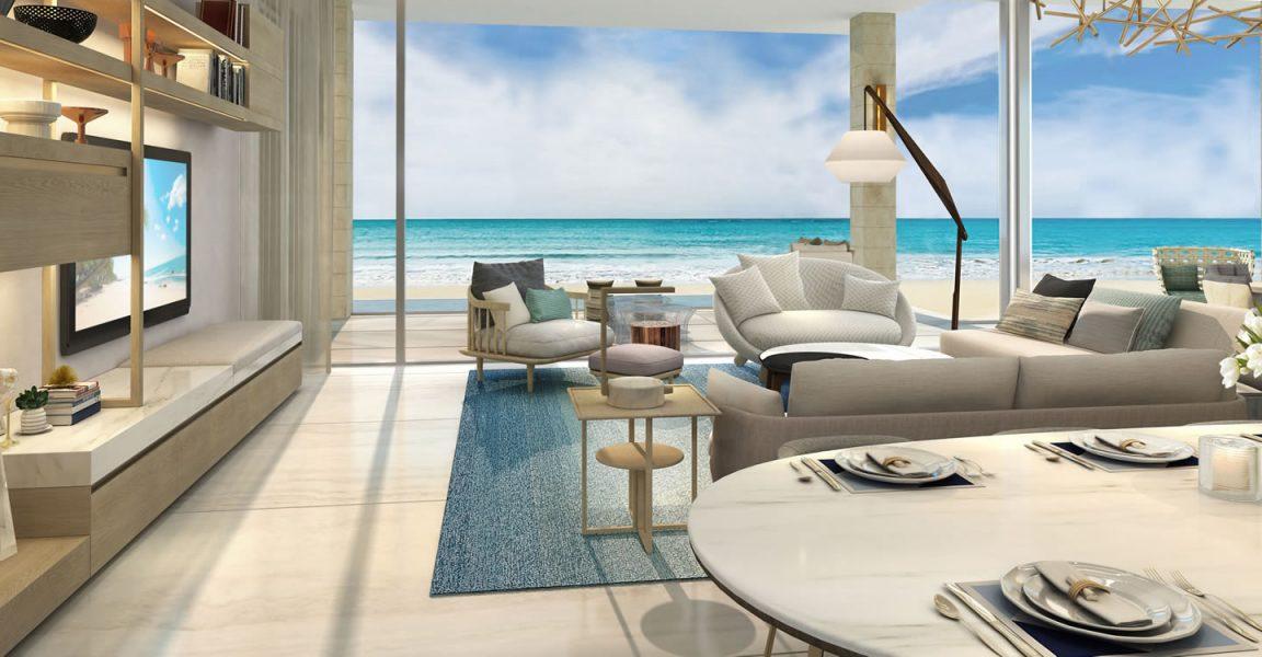 4 Bedroom Luxury Beachfront Penthouse Condominium