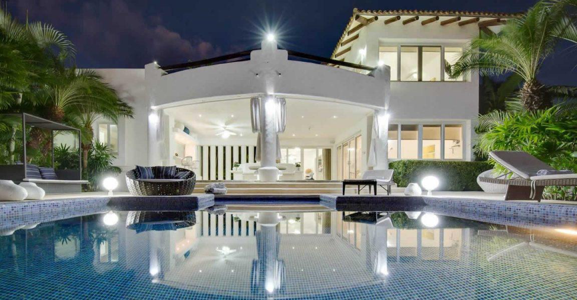 3 Bedroom Beachfront Home For Sale Playa Montelimar
