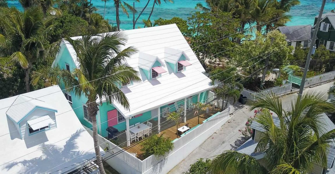 3 Bedroom Beach House For Sale Hope Town Elbow Cay