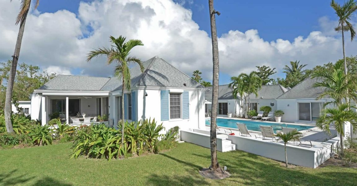 5 Bedroom Luxury Beach House For Lyford Cay The Bahamas 7th Heaven Properties