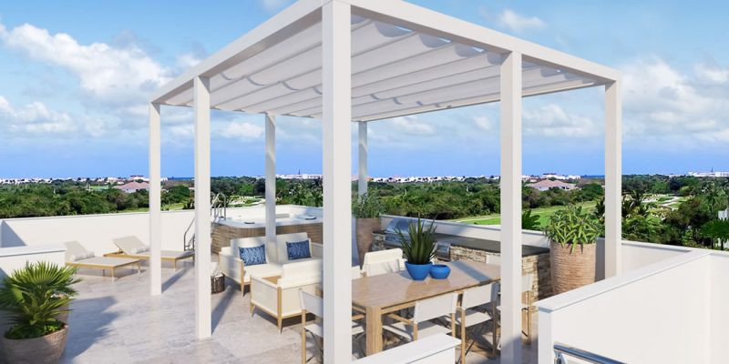 Investment property for sale in Punta Cana, Dominican Republic offering guaranteed return on investment