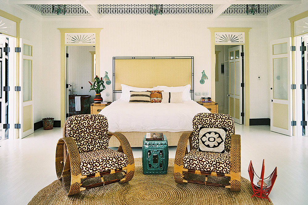 Playa Grande Beach Club, Dominican Republic - Bedroom (Photography: Patrick Cline)