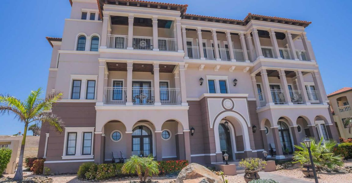 3 Bedroom Luxury Apartment For Sale Tierra Del Sol Malmok Aruba 7th Heaven Properties