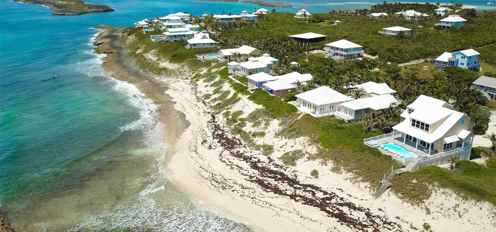 5 Bedroom Beachfront Home For Sale Elbow Cay Hope Town Abaco Bahamas 7th Heaven Properties